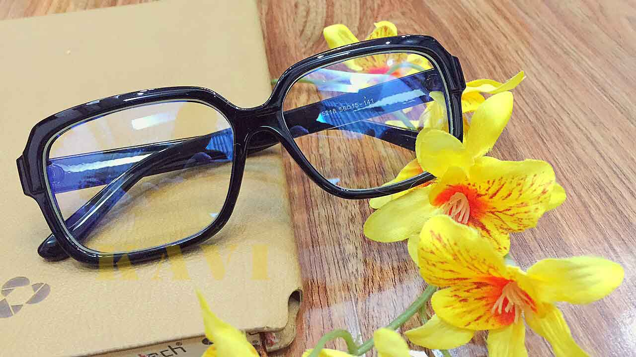 kính bảo vệ mắt chống ánh sáng xanh kv008